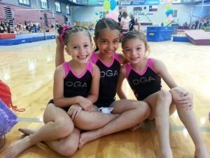 DGA Gymnasts